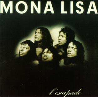 Mona Lisa L'Escapade  album cover