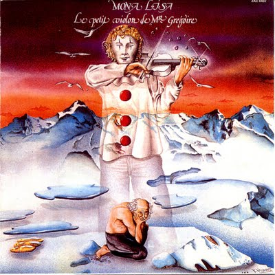 Mona Lisa Le Petit Violon de Monsieur Gr�goire  album cover