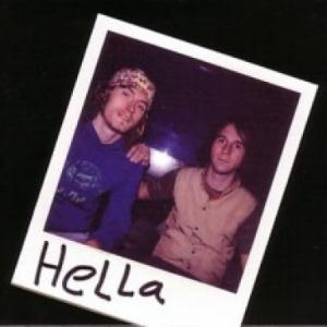 Hella - Hella/Dilute: Live CD (album) cover