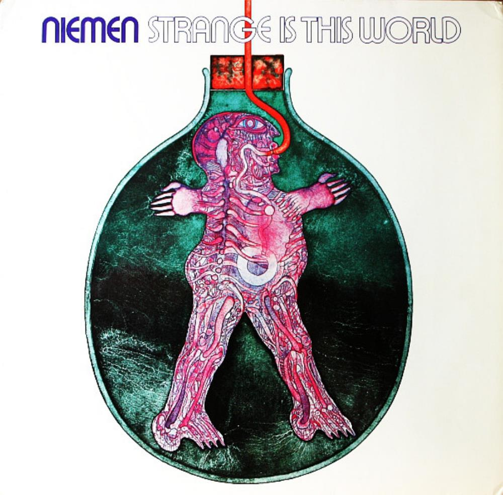 CzesŁaw Niemen - Strange Is This World CD (album) cover