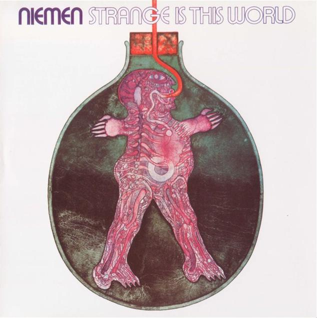 CzesŁaw Niemen Strange Is This World album cover