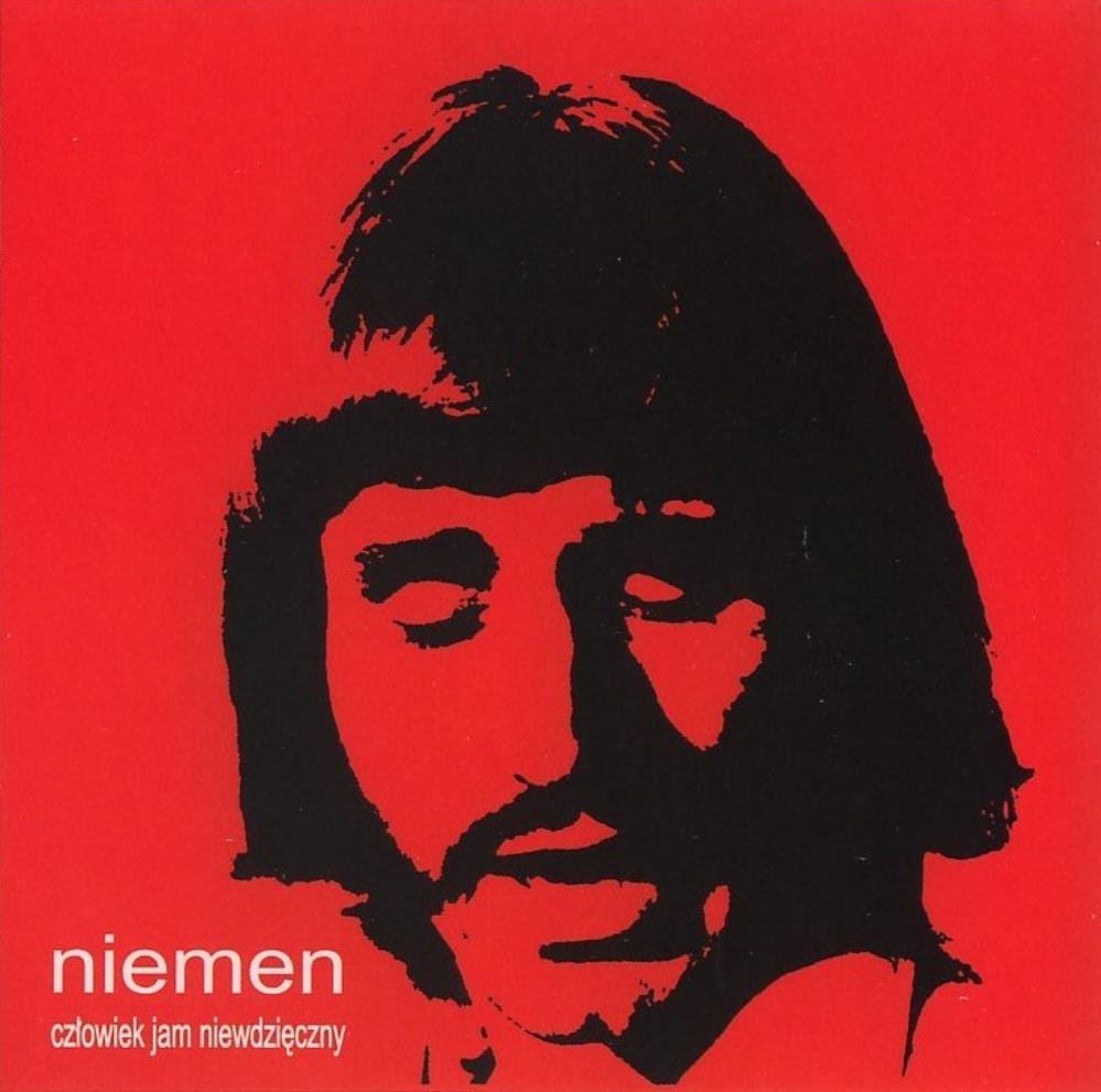 Człowiek Jam Niewdzięczny [Aka: Red Album] by NIEMEN, CZESŁAW album cover