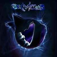 Exivious - Exivious CD (album) cover