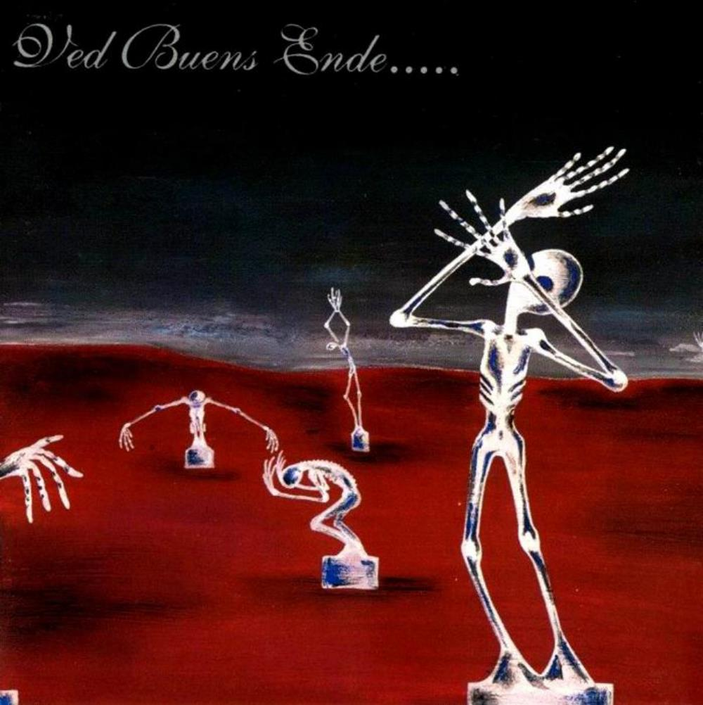 Ved Buens Ende Written In Waters album cover