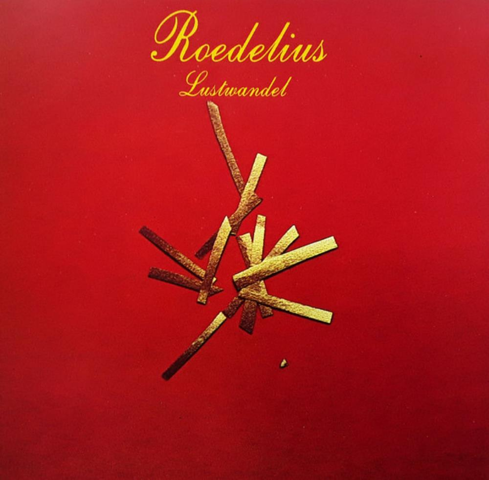 Hans-Joachim Roedelius - Lustwandel CD (album) cover