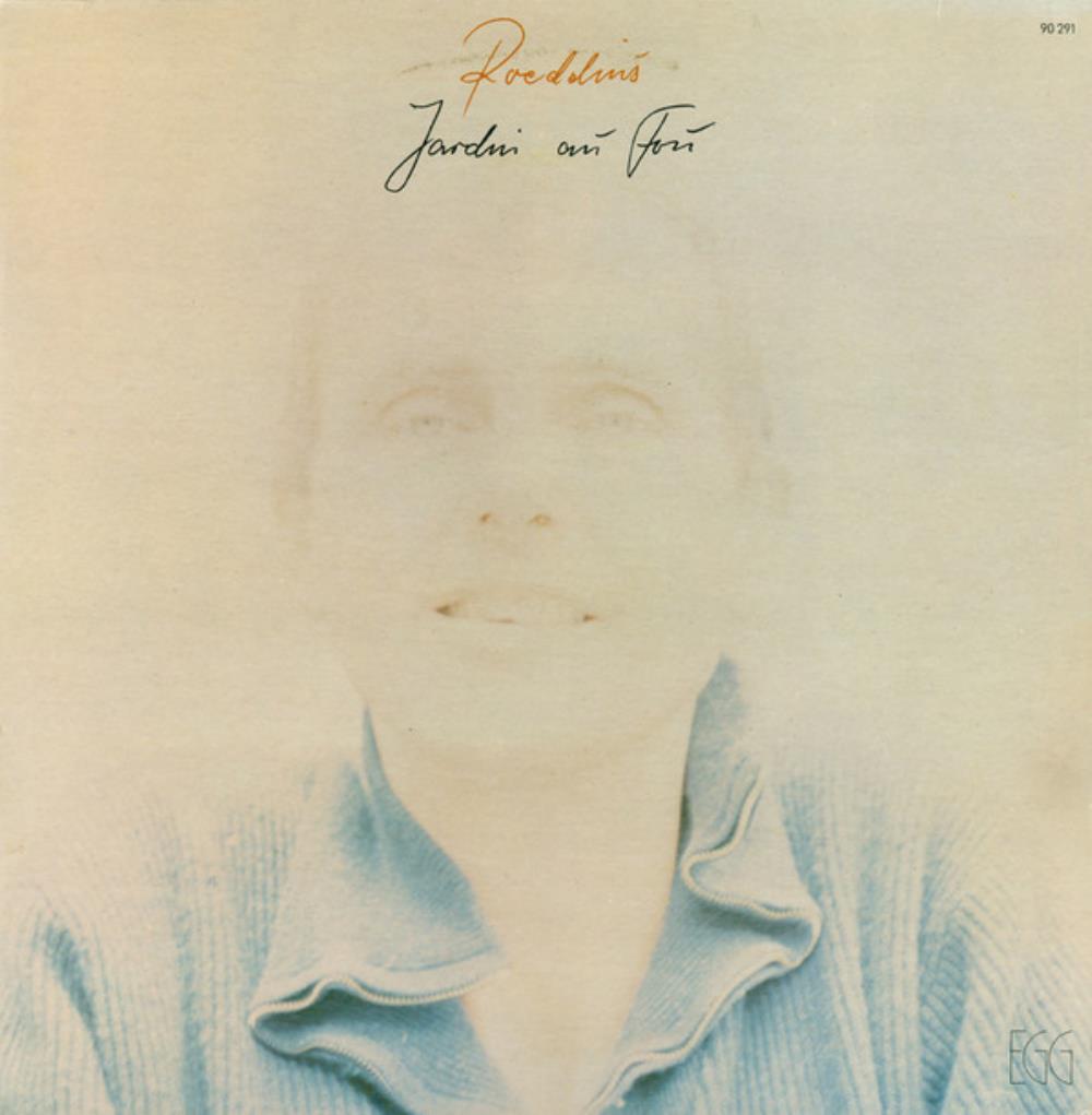 Jardin Au Fou by ROEDELIUS, HANS-JOACHIM album cover