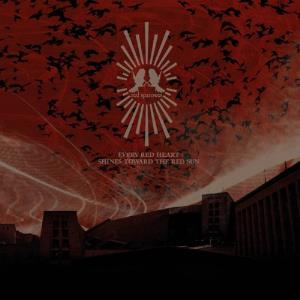 Red Sparowes - Every Red Heart Shines Toward the Red Sun CD (album) cover