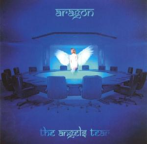 The Angels Tear by ARAGON album cover