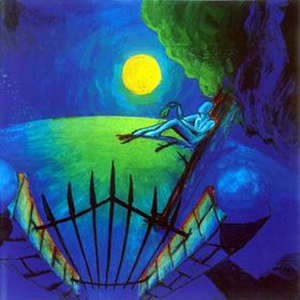 Moongarden - Moonsadness CD (album) cover