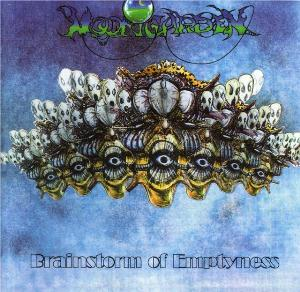 Moongarden Brainstorm Of Emptyness  album cover