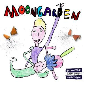 Moongarden - A Vulgar Display of Prog CD (album) cover