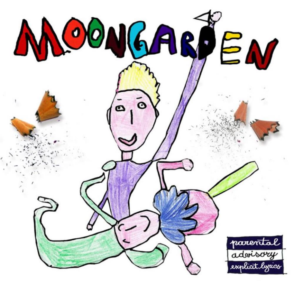 A Vulgar Display Of Prog by MOONGARDEN album cover