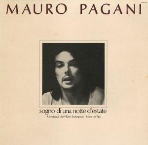 Sogno di una notte d'estate by PAGANI, MAURO album cover
