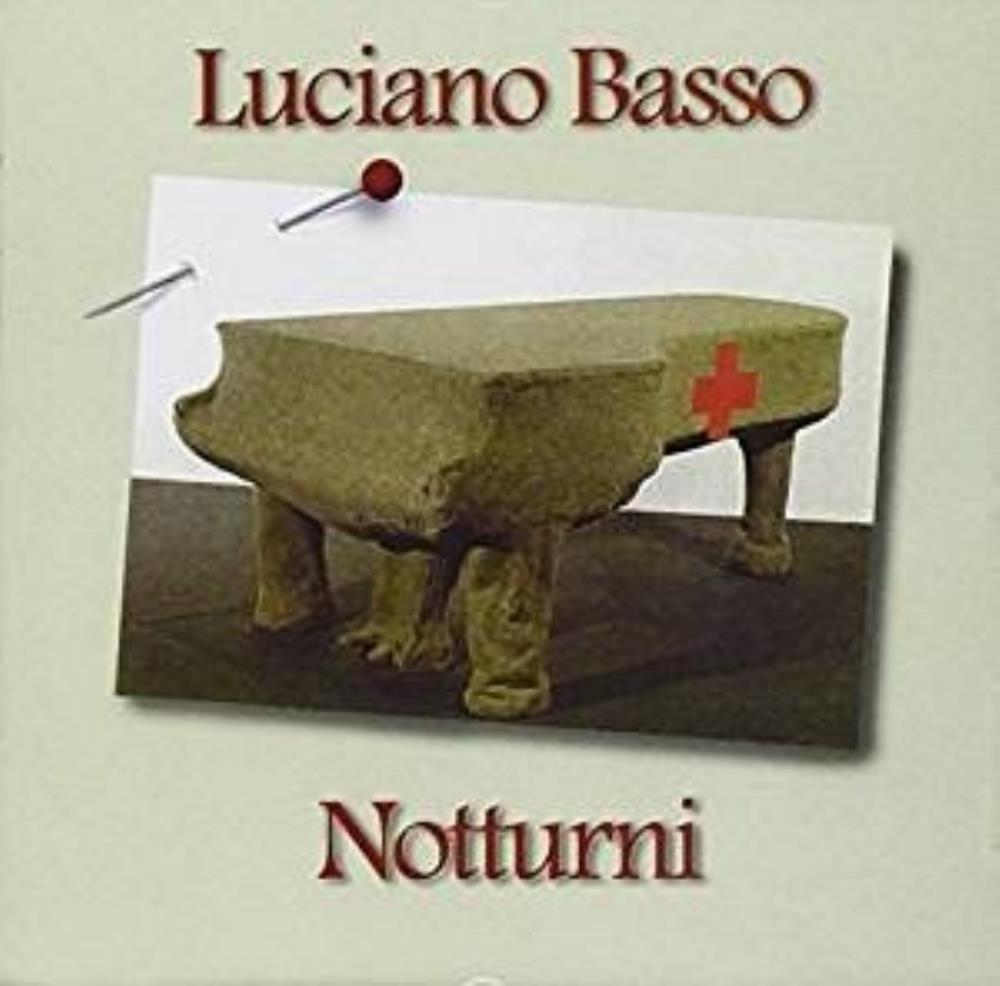 Notturni by BASSO, LUCIANO album cover