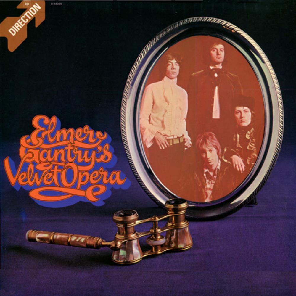 Elmer Gantry's Velvet Opera by VELVET OPERA (ELMER GANTRY'S) album cover