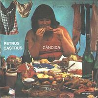 C�ndida by PETRUS CASTRUS album cover