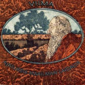 Ajatuksia Maailman Laidalta by VIIMA album cover