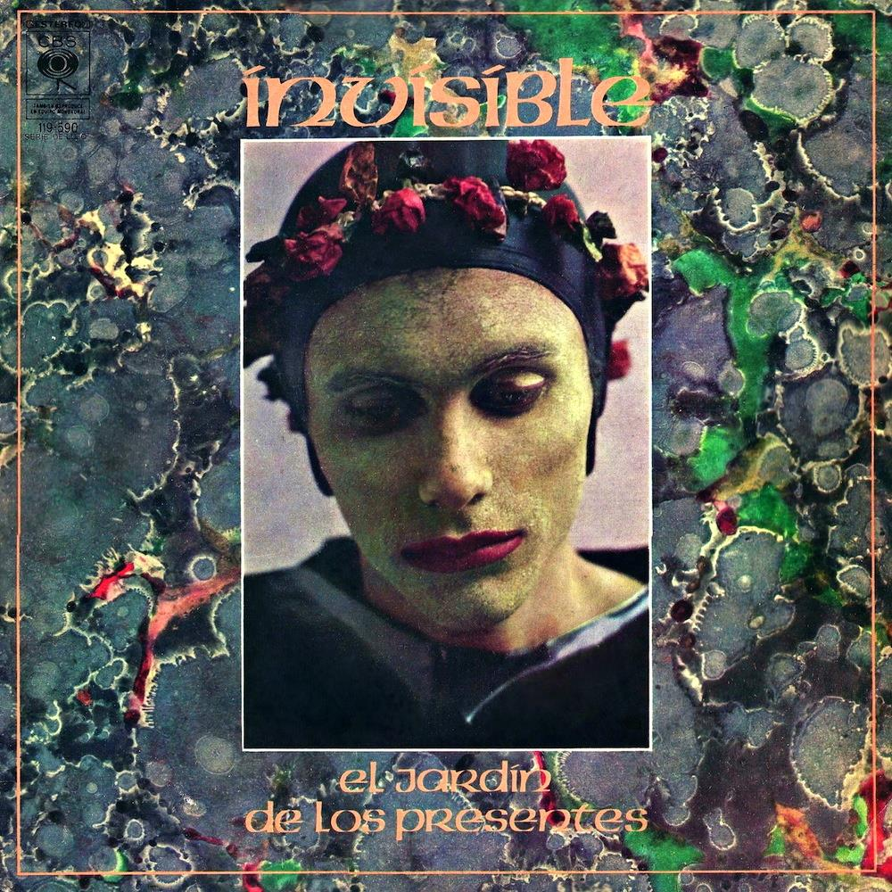 El Jardín De Los Presentes by INVISIBLE album cover