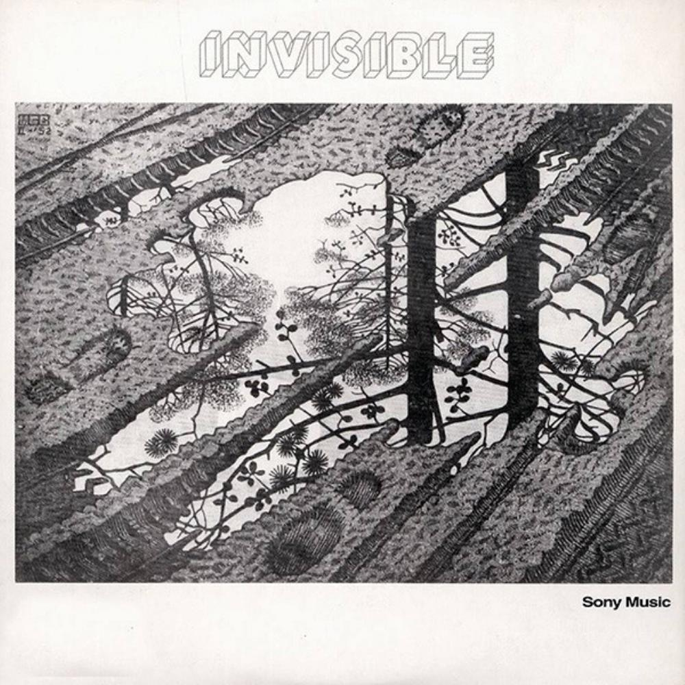 Invisible by INVISIBLE album cover