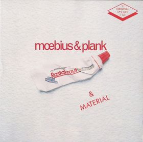 Rastakraut Pasta / Material (with Plank) by MOEBIUS, DIETER album cover