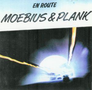 Dieter Moebius En Route (with Plank) album cover