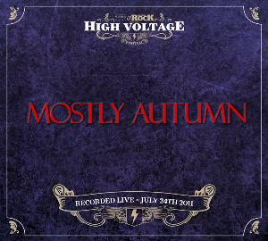Mostly Autumn Live at High Voltage 2011 album cover