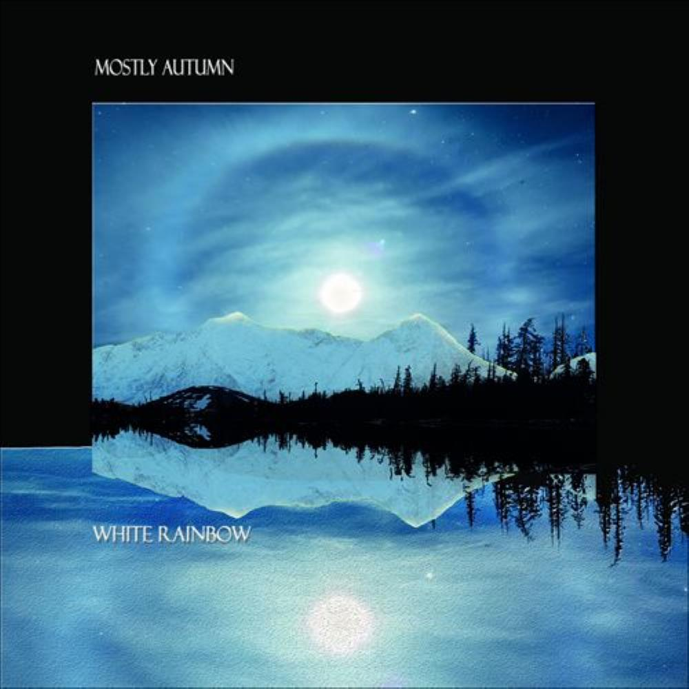 White Rainbow by MOSTLY AUTUMN album cover