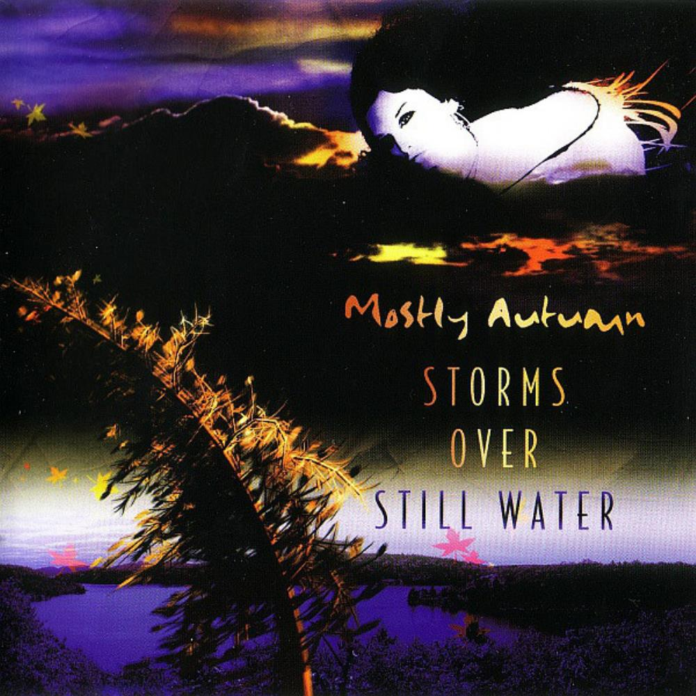 Mostly Autumn - Storms Over Still Water CD (album) cover