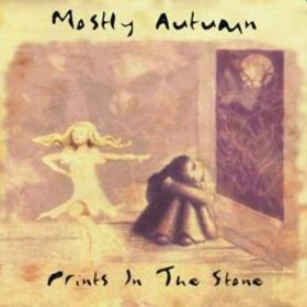 Mostly Autumn - Prints In The Stone CD (album) cover