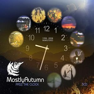Mostly Autumn Pass The Clock album cover
