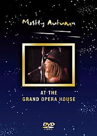 Live at the Grand Opera House by MOSTLY AUTUMN album cover