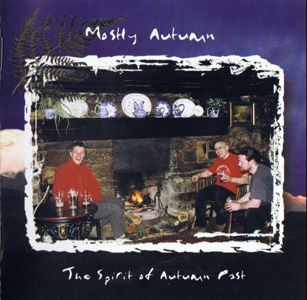 Mostly Autumn - The Spirit Of Autumn Past CD (album) cover