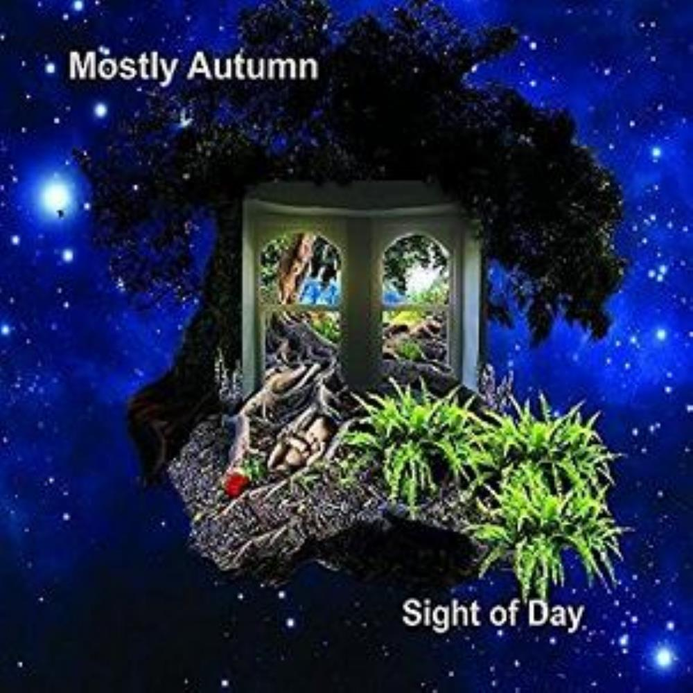 Sight Of Day by MOSTLY AUTUMN album cover