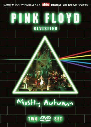 Mostly Autumn - Pink Floyd Revisited CD (album) cover