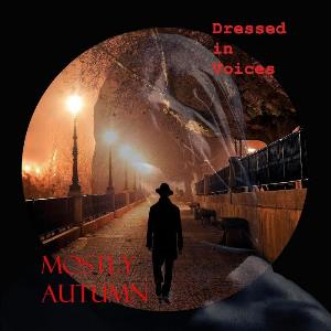 Mostly Autumn - Dressed in Voices CD (album) cover