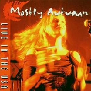 Mostly Autumn - Live in the USA (Live Serie's So Far)  CD (album) cover