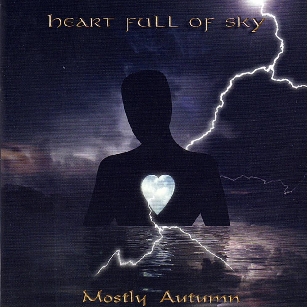 Mostly Autumn - Heart Full Of Sky CD (album) cover