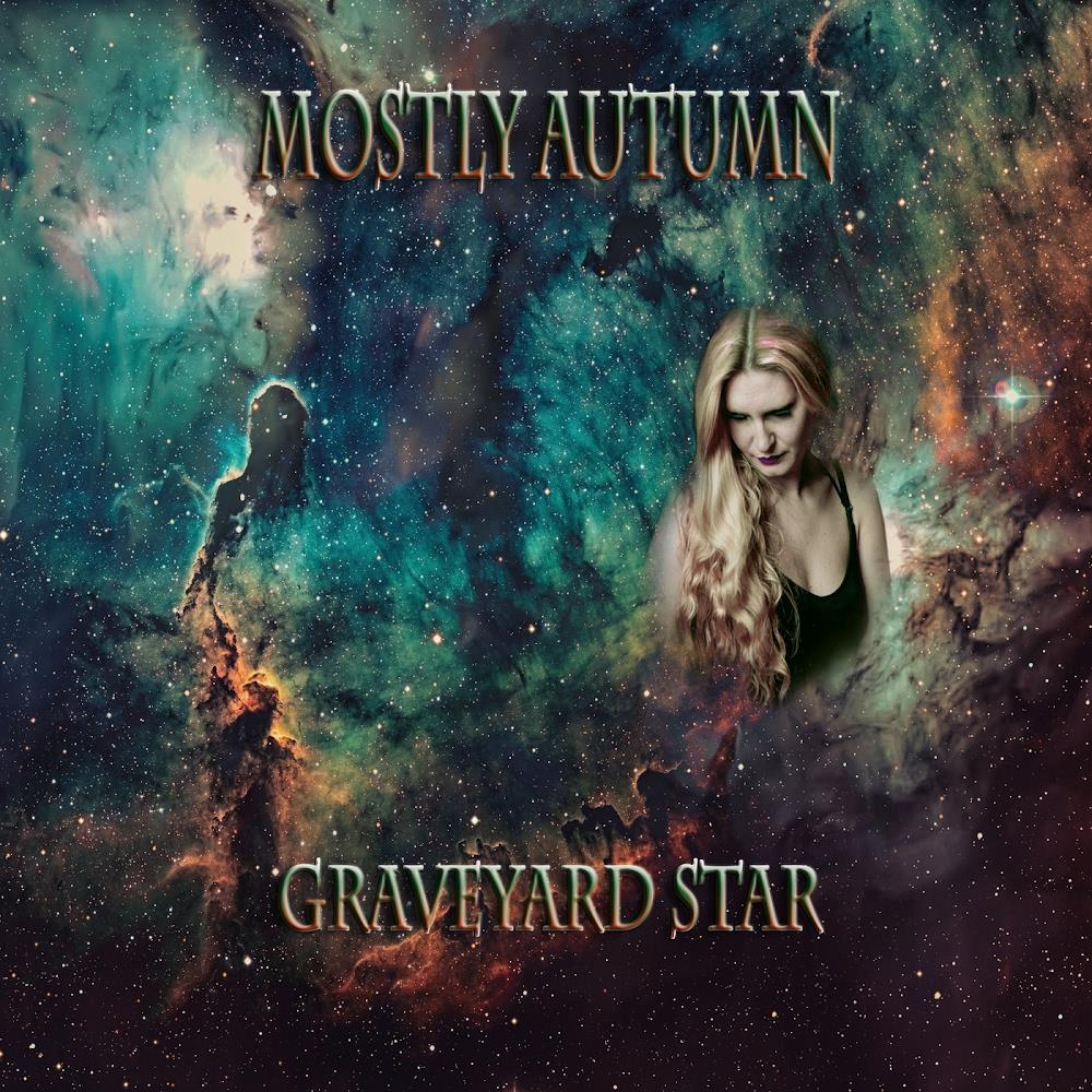 Graveyard Star by MOSTLY AUTUMN album cover
