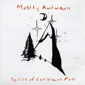 Mostly Autumn Spirits Of Christmas Past album cover