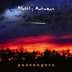 Mostly Autumn - Passengers CD (album) cover