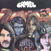Camel - Under Age CD (album) cover