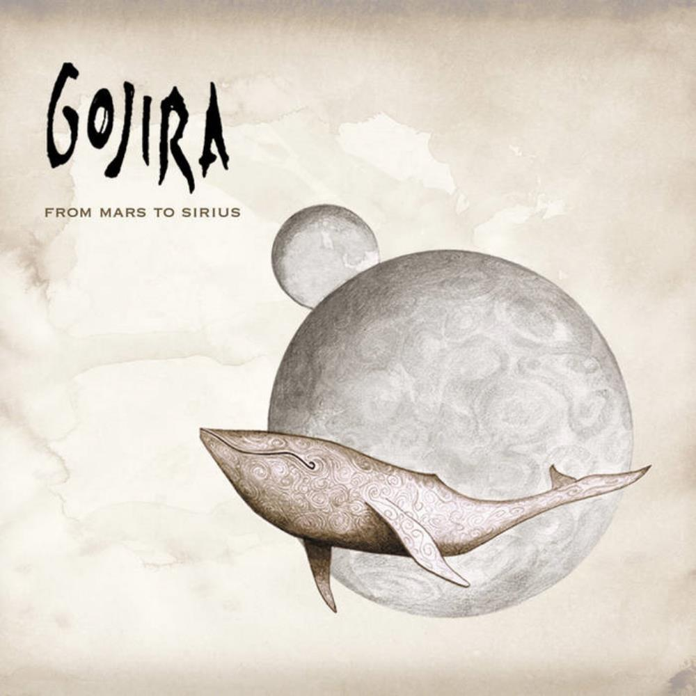 Gojira - From Mars To Sirius CD (album) cover