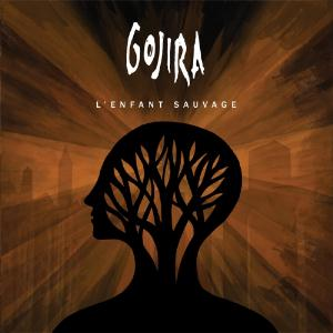 Gojira - L'Enfant Sauvage CD (album) cover