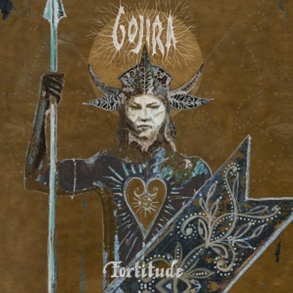 Fortitude by GOJIRA album cover