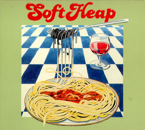 Soft Heap - Soft Heap CD (album) cover