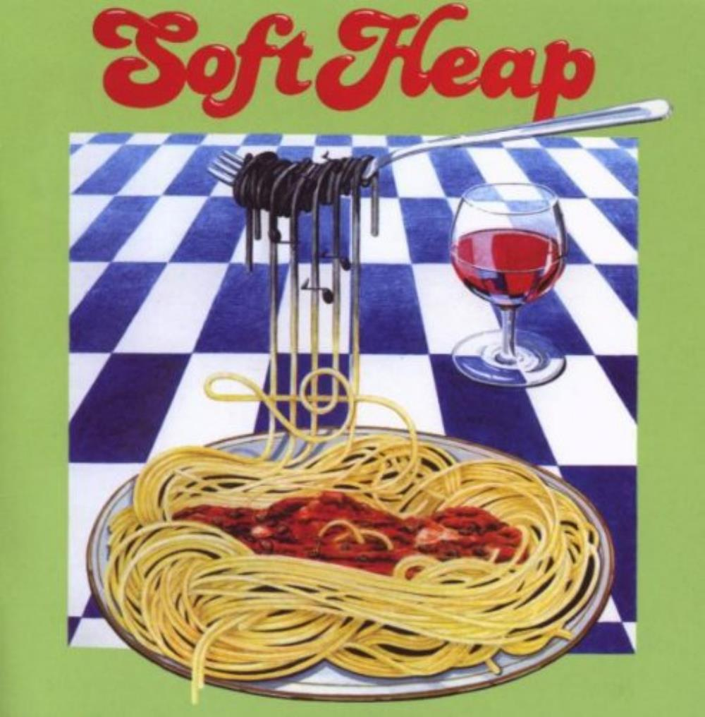 Soft Heap by SOFT HEAP album cover
