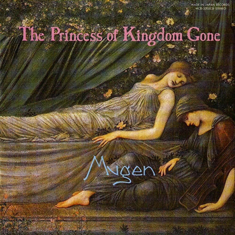 The Princess Of Kingdom Gone by MUGEN album cover