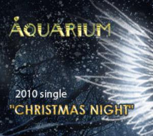 Aquarium - Christmas Night CD (album) cover