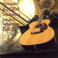 Riccardo Zappa interpreta Johann Sebastian Bach by ZAPPA, RICCARDO album cover