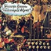 Riccardo Zappa Patchouly & Vetyver album cover